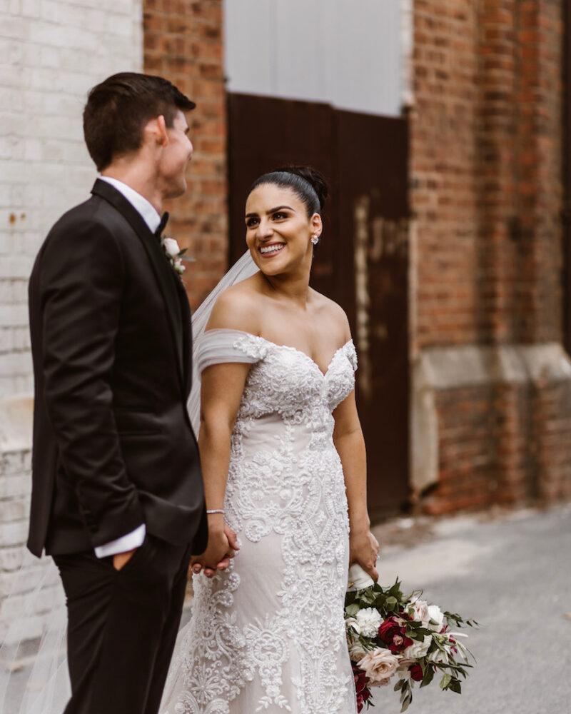 Olivia Zaffino Bridal Skin Fairy