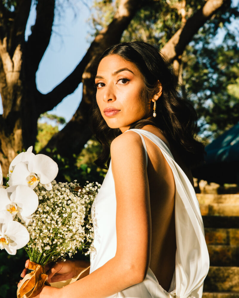 Nicole Mitra Bridal Skin Fairy